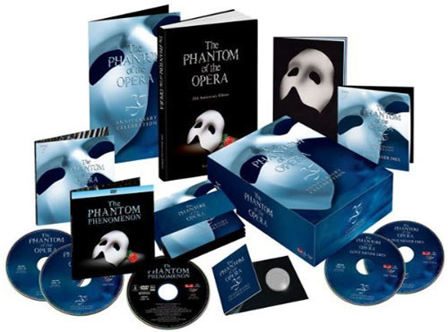 Phantom of the Opera (25th Anniversary Collection)